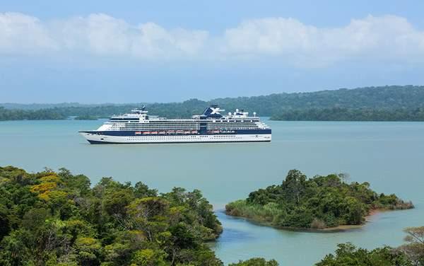 Celebrity Cruises-Panama Canal
