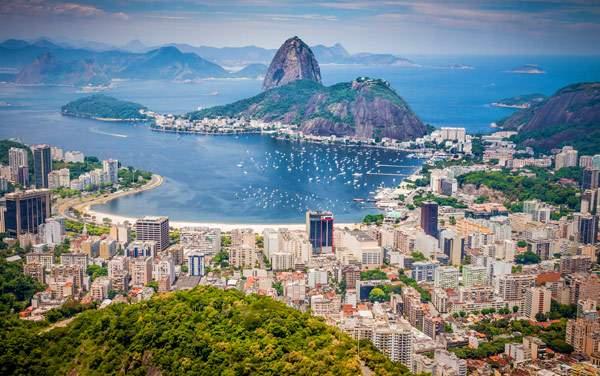Cunard-South America
