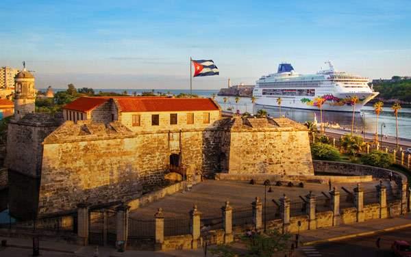 Norwegian Cruise Line-Cuba