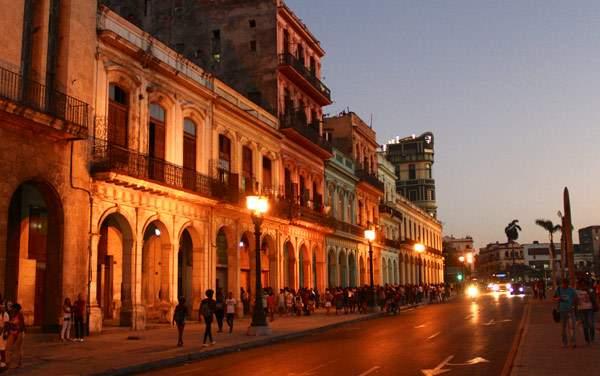 Oceania Cruises-Cuba