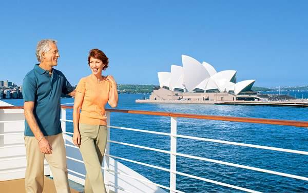Princess Cruises-Australia/New Zealand