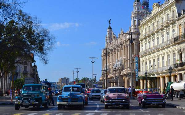 Regent Seven Seas Cruises-Cuba