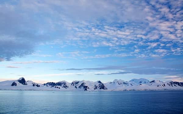Seabourn Cruise Line-Antarctica