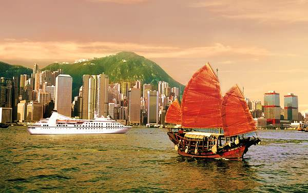 Seabourn Cruise Line-Asia