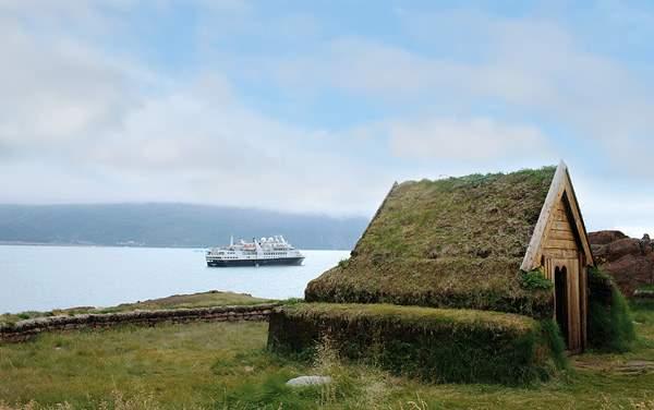 Silversea Cruises-Arctic