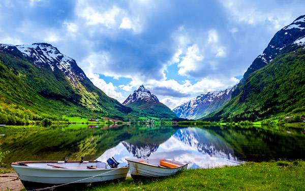 Viking Ocean Cruises-Northern Europe