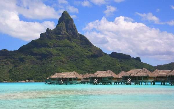 Windstar Cruises-South Pacific / Tahiti