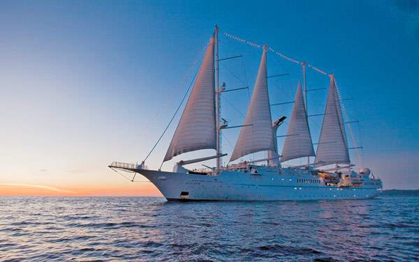 Windstar Cruises-Transatlantic