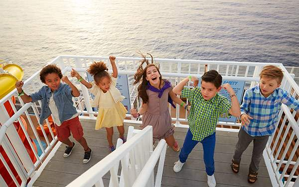 Carnival Cruise Line-Youth Programs