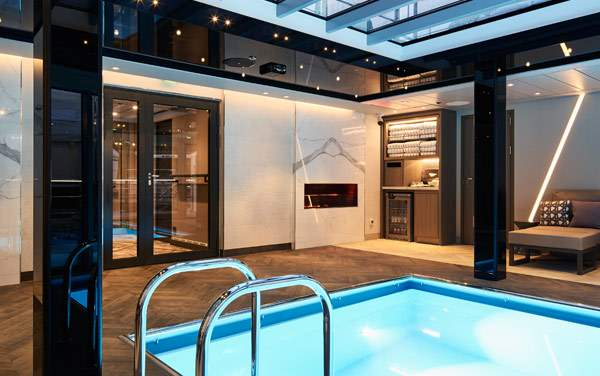 Crystal River Cruises-Spa & Fitness