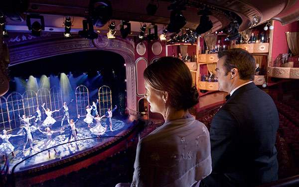 Cunard-Entertainment
