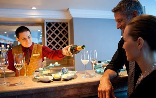 Azamara Club Cruises-Dining