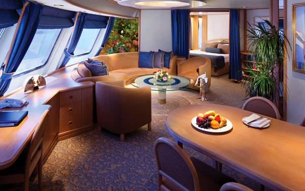 Seabourn Cruise Line-Staterooms