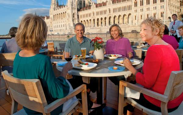 Viking River Cruises-Dining
