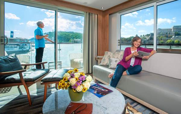 Viking River Cruises-Staterooms