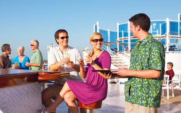 Princess Cruises-Service & Awards