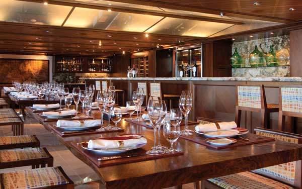 Oceania Cruises-Dining
