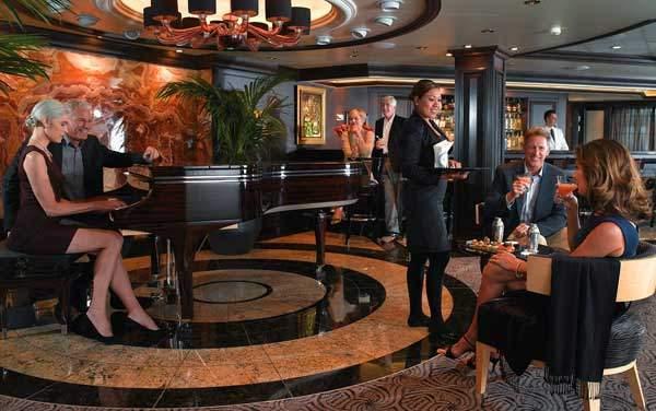 Oceania Cruises-Entertainment
