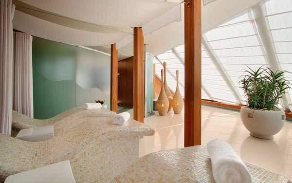 Oceania Cruises-Spa & Fitness