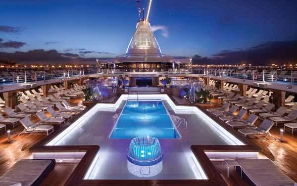 Oceania Cruises-Service & Awards