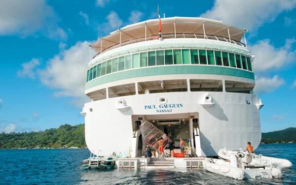 Paul Gauguin Cruises-Onboard Activities
