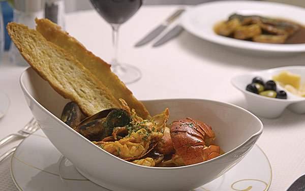 Regent Seven Seas Cruises-Dining
