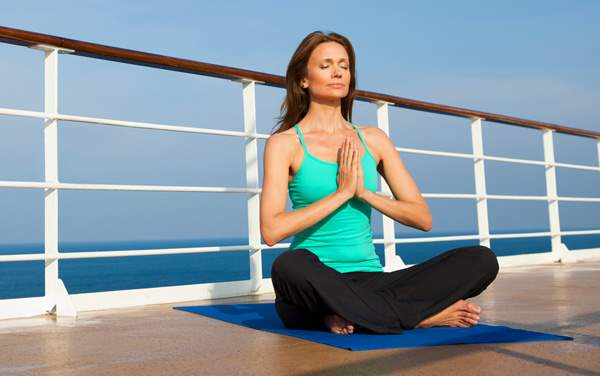 Regent Seven Seas Cruises-Spa & Fitness