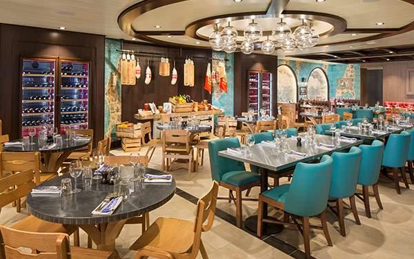 Royal Caribbean International-Dining