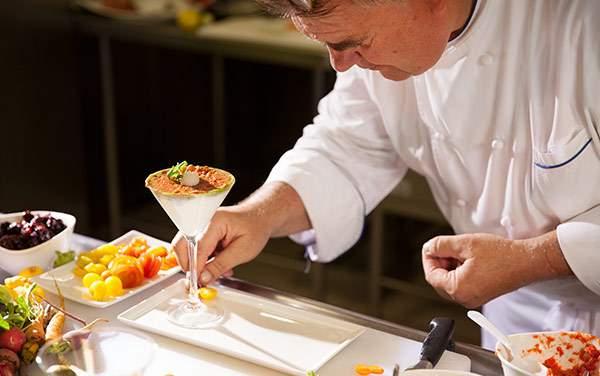 Silversea Cruises-Dining