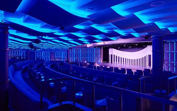 Silversea Cruises-Entertainment