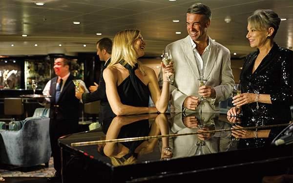 Silversea Cruises-Onboard Activities