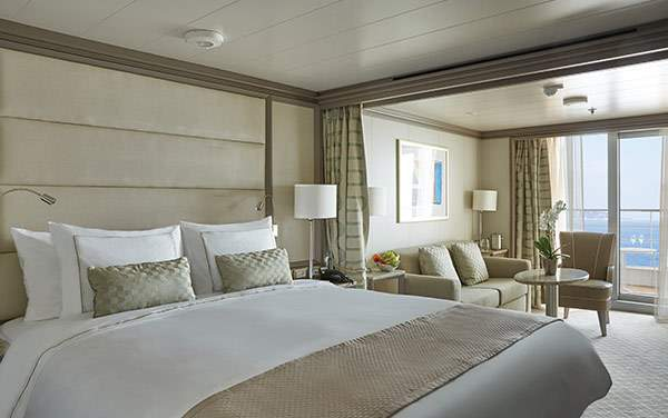 Silversea Cruises-Staterooms