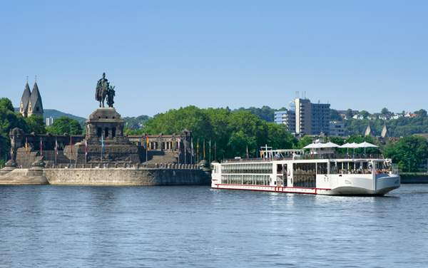 Viking River Cruises-Service & Awards