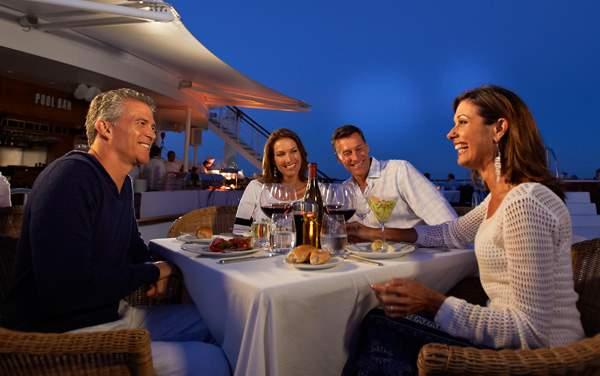 Windstar Cruises-Dining