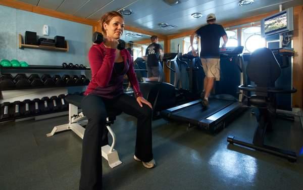 Windstar Cruises-Spa & Fitness