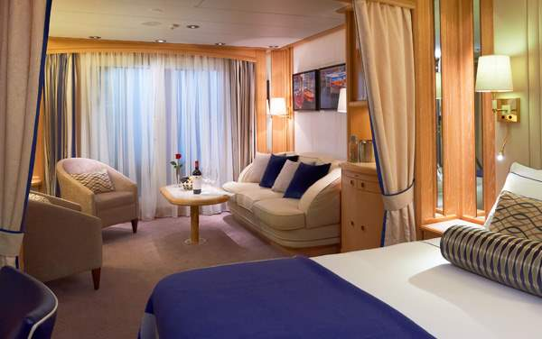 Windstar Cruises-Staterooms