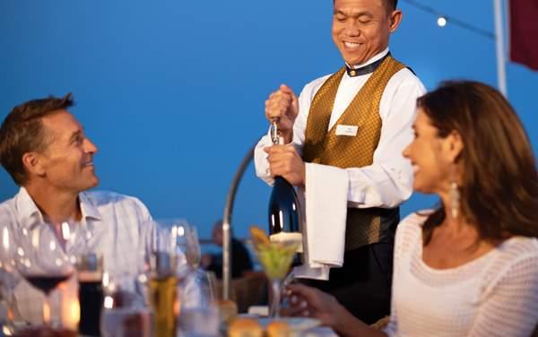 Windstar Cruises-Service & Awards