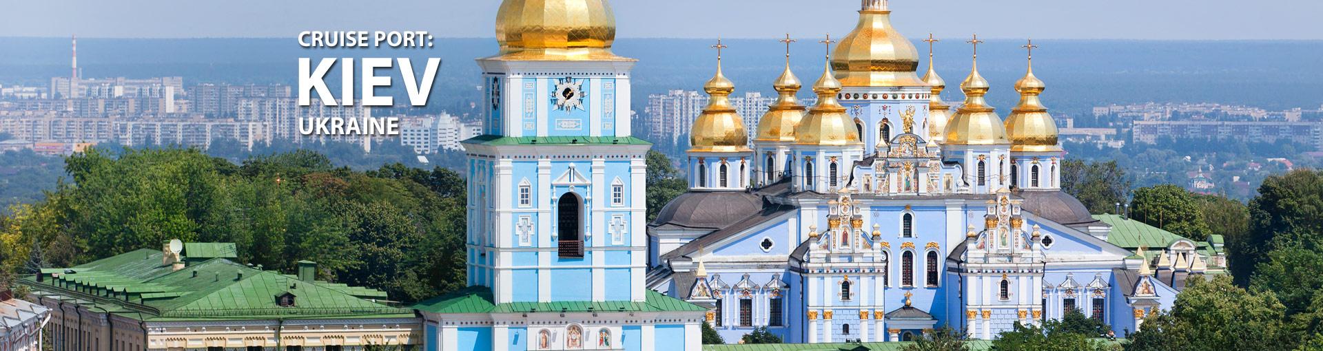 Cruises from Kiev, Ukraine