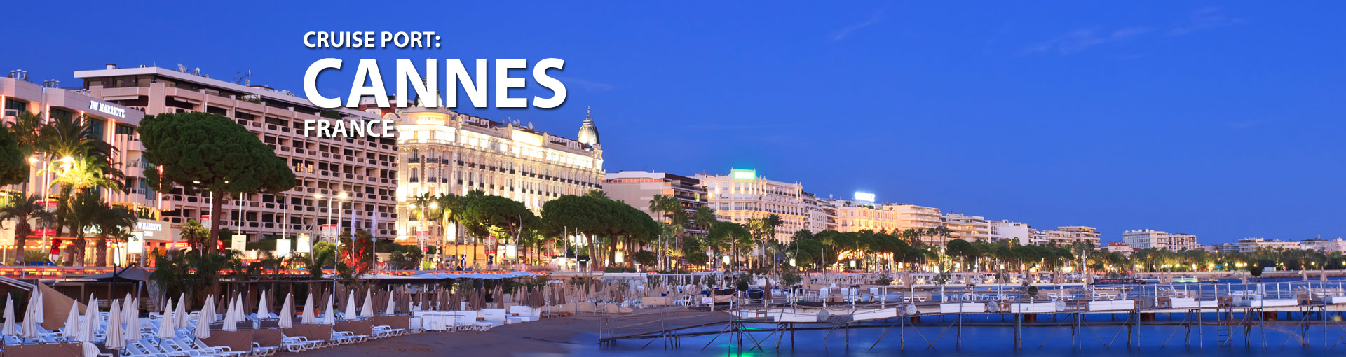 Cruises to Cannes, France
