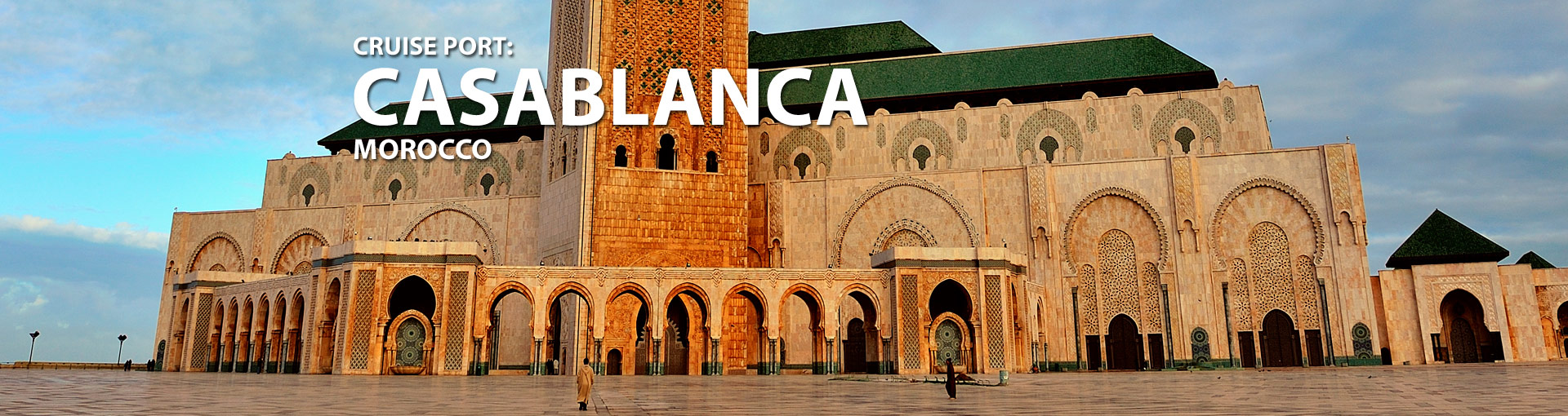 Cruises to Casablanca, Morocco