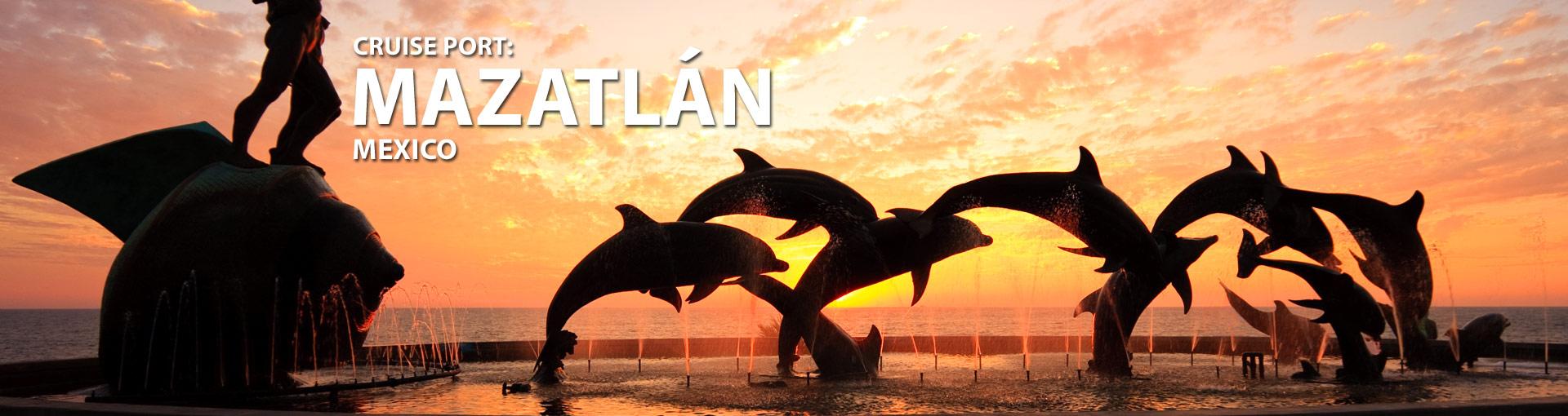 Cruises to Mazatlan, Mexico