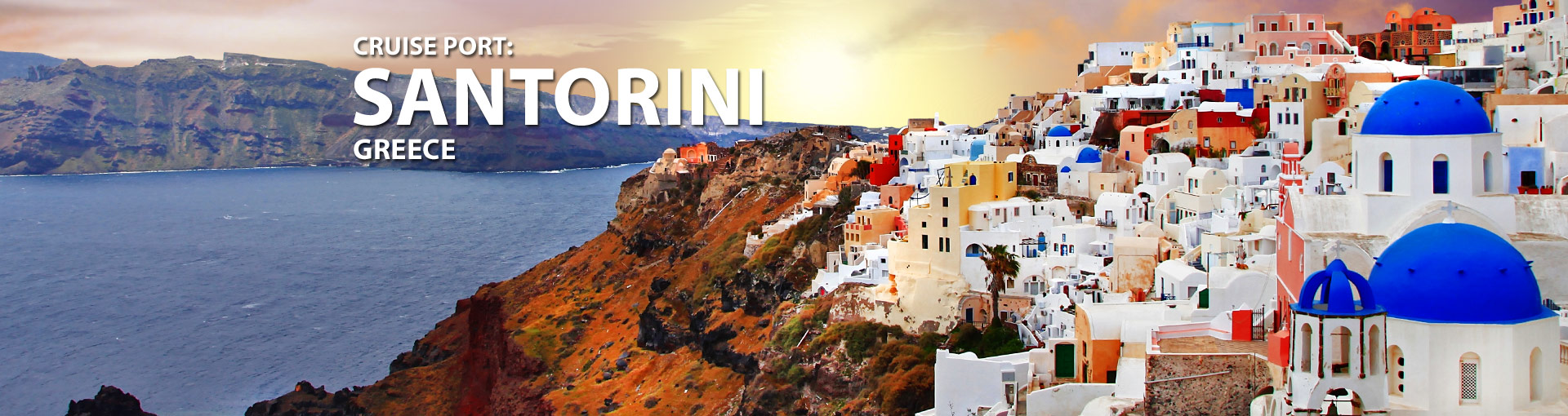 Cruises to Santorini (Thira), Greece