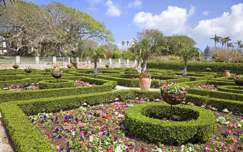 Bermuda Botanical Gardens Royal Caribbean