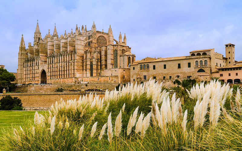 Cathedral of Palma de Mallorca Spain Royal Caribbe