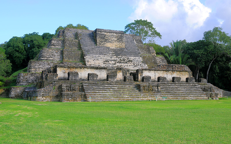 Altun ha Ruins Belize Royal Caribbean