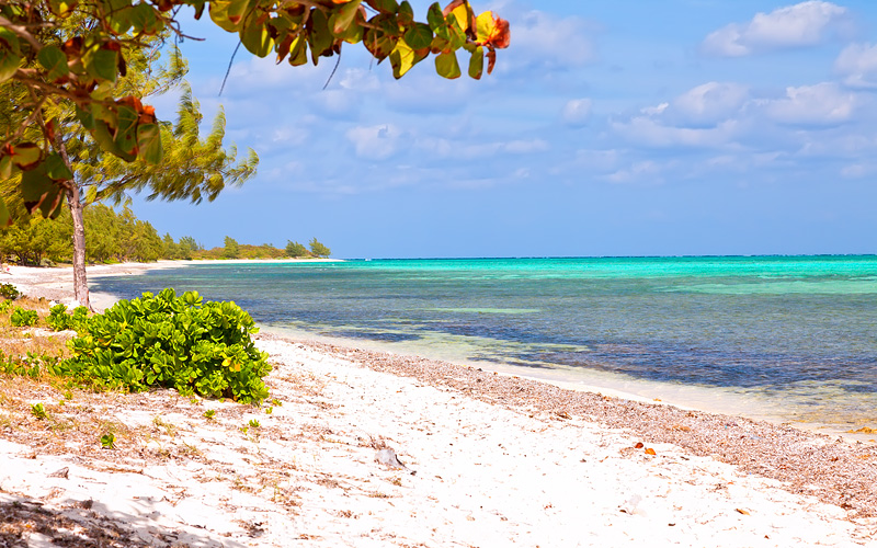 Seven Mile Beach in the Cayman Islands Royal Carib