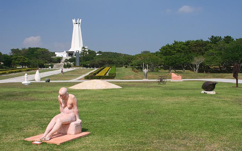 Peace Memorial Park in Itoman, Okinawa Azamara