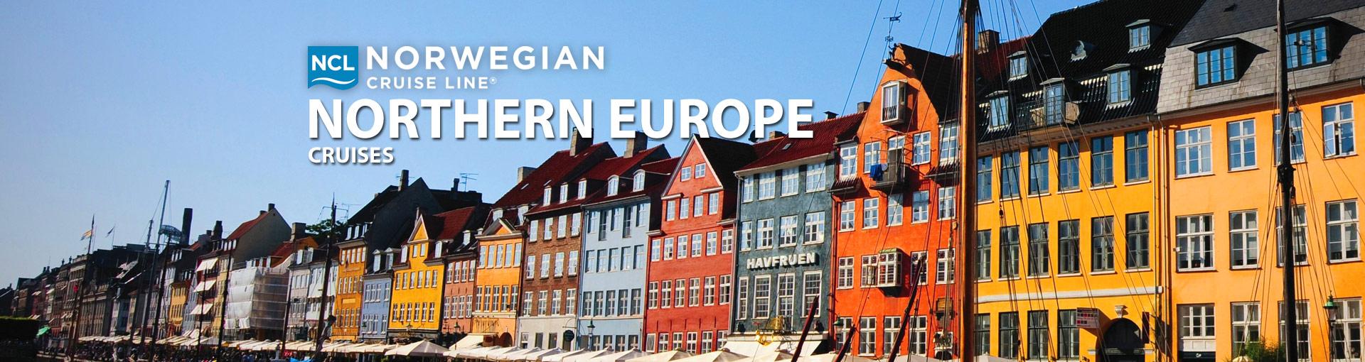 Norwegian Northern Europe Cruises 2017 And 2018 Northern