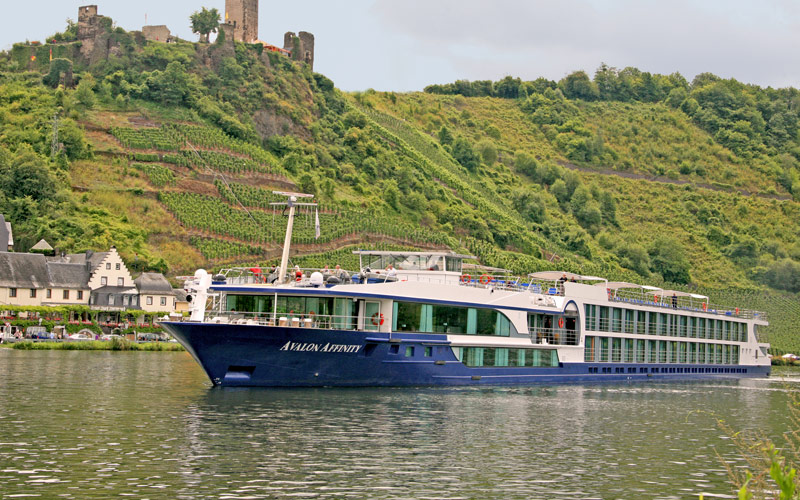 Avalon Waterways Avalon Affinitiy exterior