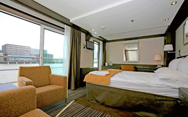 Avalon Waterways Avalon Affinitiy suite
